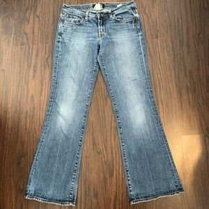 Lucky Brand jeans size 4 sweet and low